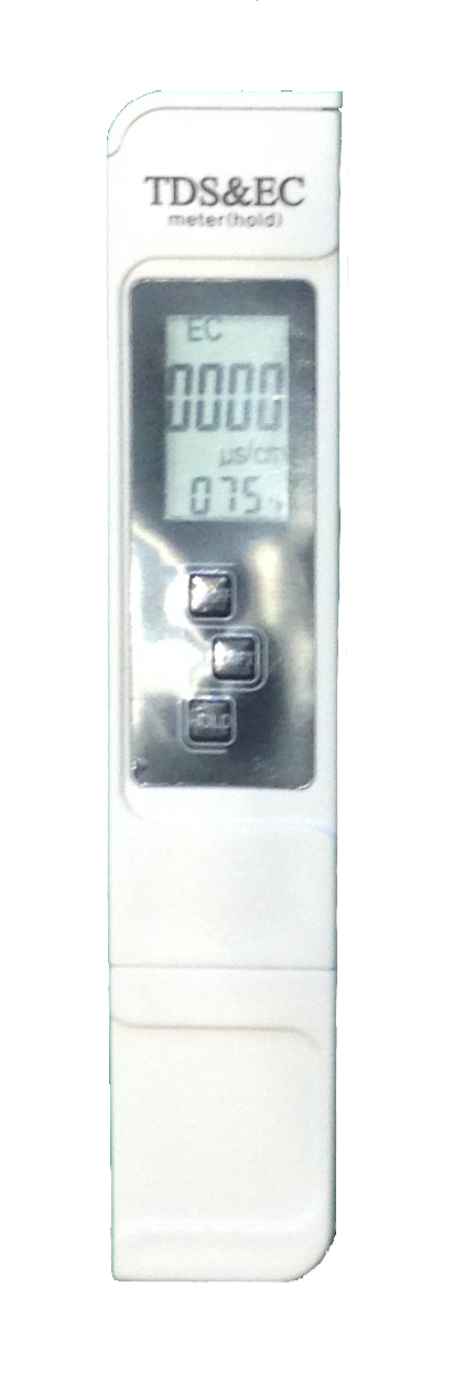 Water Tester (TDS & Conductivity)